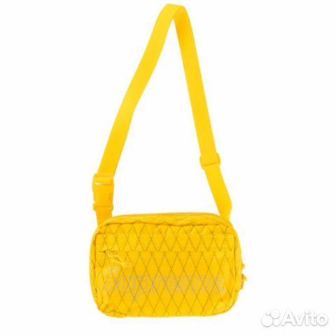 189b340c1424 Сумка Supreme Shoulder Bag Yellow | Festima.Ru - Мониторинг объявлений