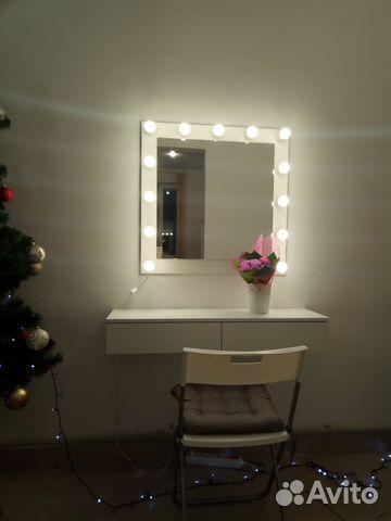 Зеркало с консольными ящиками 89524478822 купить 3