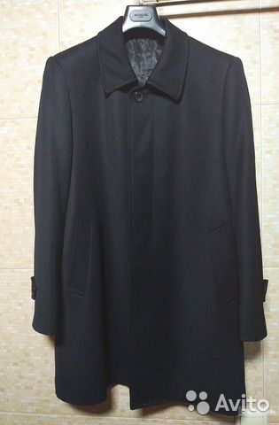 e82dfc3c35b Мужское легкое пальто купить в Республике Дагестан на Avito ...
