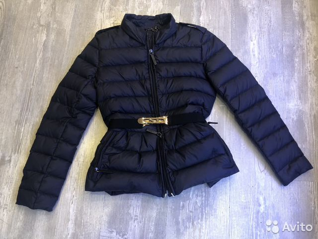 Куртка парка Пуховик Burberry оригинал купить в Москве на Avito ... 2d730587b4f