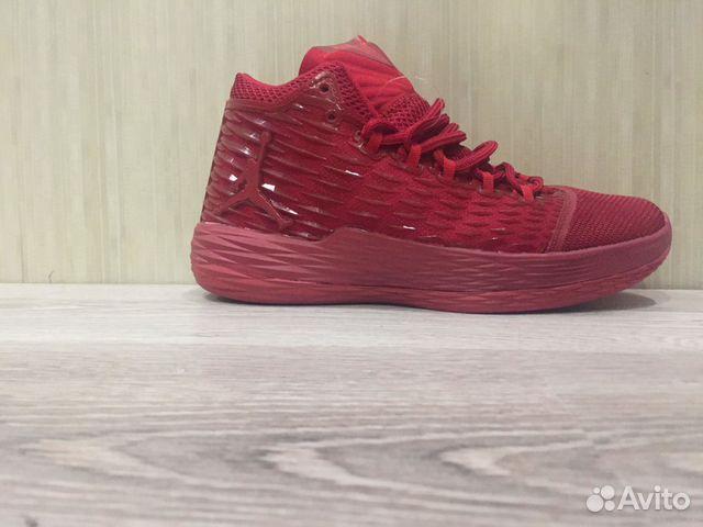 Кроссовки Nike Air Jordan Melo X13 Red 42 р-р   Festima.Ru ... 5a766906a76