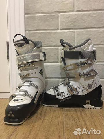 343b15051220 Ботинки горнолыжные женские Fischer My Style 7 купить в Пермском ...