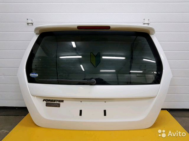 89625003353 Дверь-5я Subaru Forester, SG5, EJ20