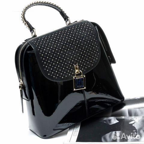 74e1a751548b Новый женский рюкзак сумка Cromia Оригинал Италия купить в Москве на ...
