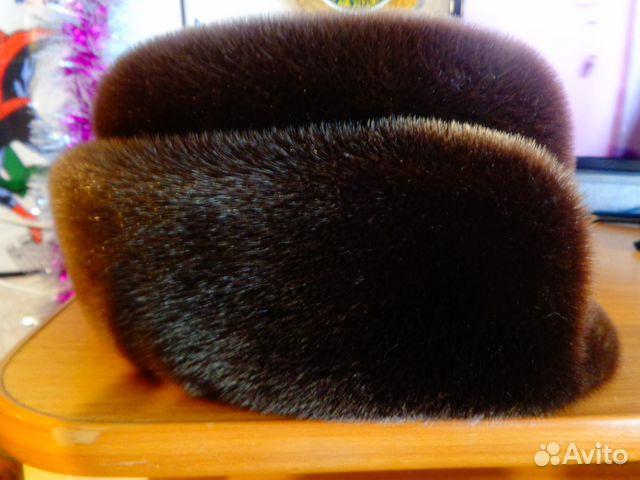 f3446433 Мужская норковая шапка кепка купить в Астраханской области на Avito ...