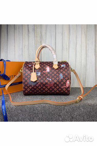 949c7031b3ba Кожаная сумка Louis Vuitton Speedy 30   Festima.Ru - Мониторинг ...