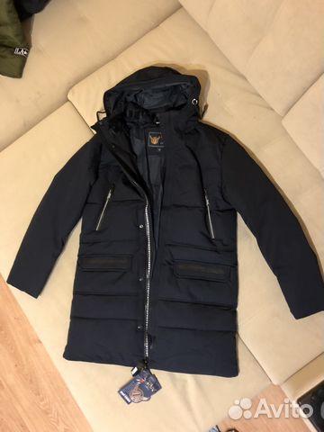 c6eb992b3a1 Куртка зимняя еа7