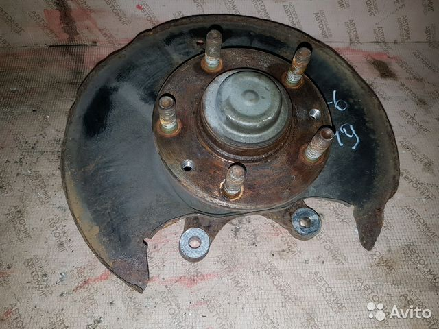 89530003204 Ступица задняя Mazda 6 gg мазда
