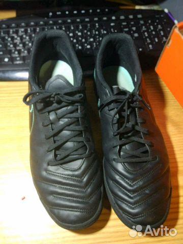 a7425c1f Бутсы Футзалки Nike тiempo RIO 3 TF 45-46 размер | Festima.Ru ...