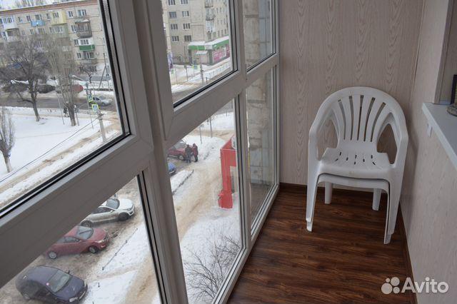 Продается трехкомнатная квартира за 2 400 000 рублей. ул Обороны, 57.