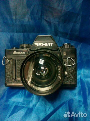 манит себе ремонт фотоаппарата зенит автомат других устройствах