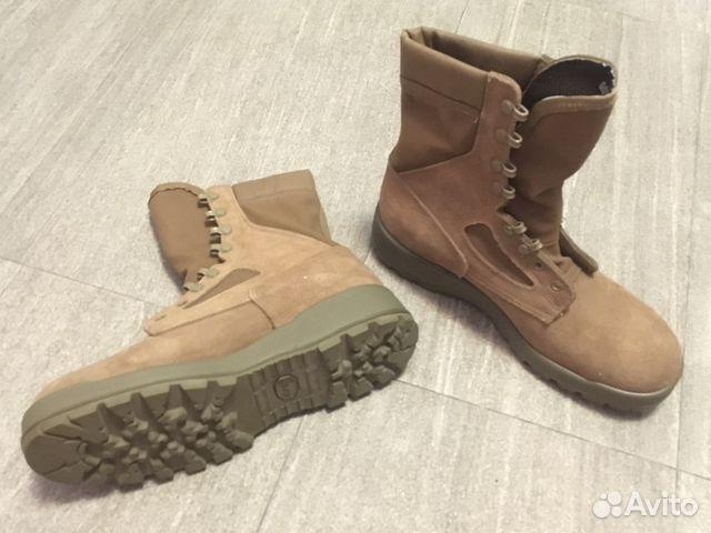 6fbe7b86c Армейские ботинки McRae 8286 gore-TEX р.40,5 купить в Москве на ...