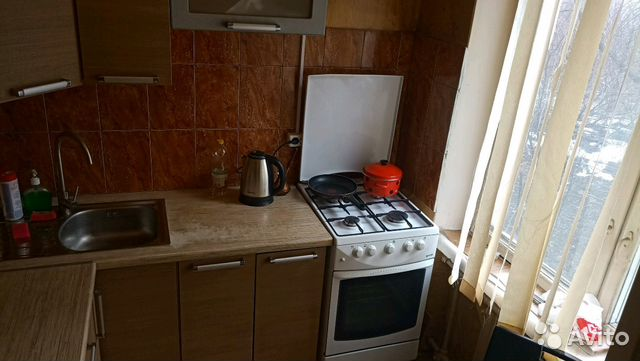 2-room apartment, 45 m2, 1/5 floor buy 6