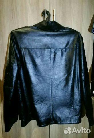 Куртка кожаная 89107792257 купить 1