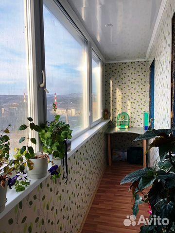 Продается трехкомнатная квартира за 3 500 000 рублей. г Мурманск, ул Анатолия Бредова, д 14.