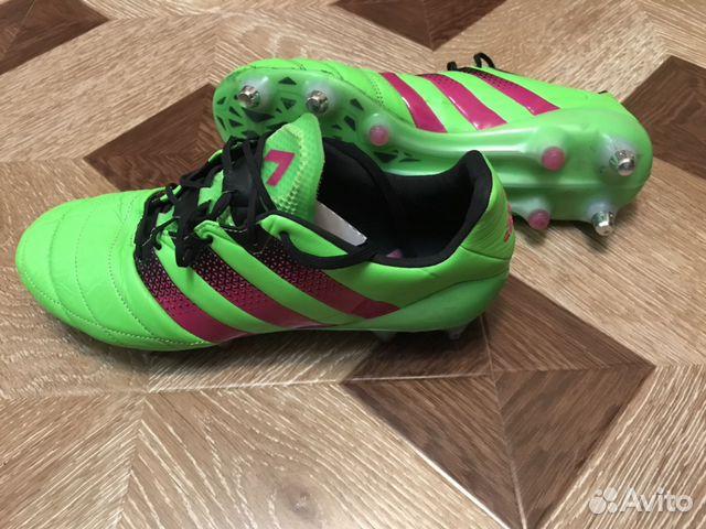 6799dec6 Профессиональные бутсы adidas (железки) купить в Брянской области на ...