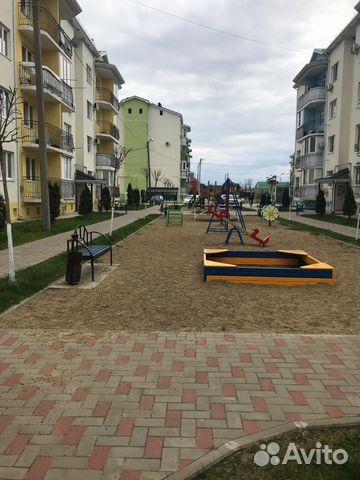 Продается однокомнатная квартира за 1 750 000 рублей. г Краснодар, поселок Знаменский.