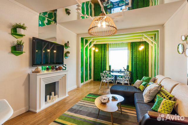 Продается двухкомнатная квартира за 3 236 570 рублей. г Казань, поселок Залесный.