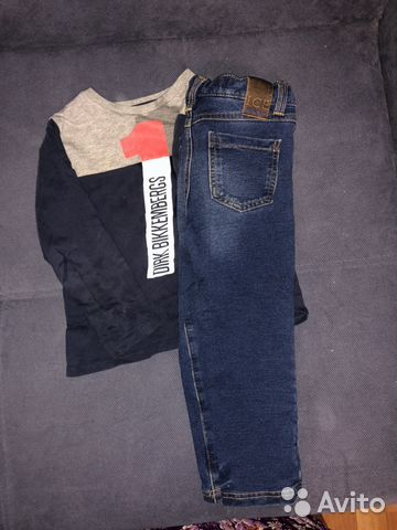 Одежда на мальчиков брендовая б/у 89282547276 купить 10