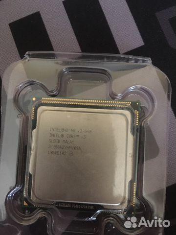 Процессор i3 540 1156 сокет купить 1