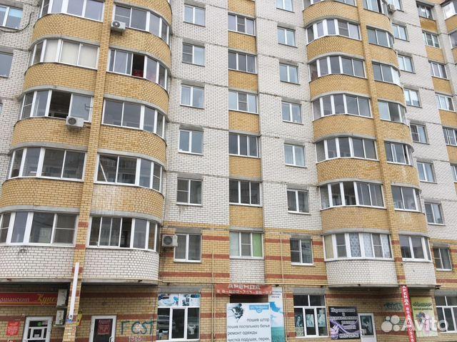 Продается однокомнатная квартира за 2 050 000 рублей. г Тамбов, ул Чичерина, д 62.