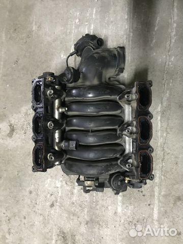 89226688886 Коллектор впускной (Audi A6)