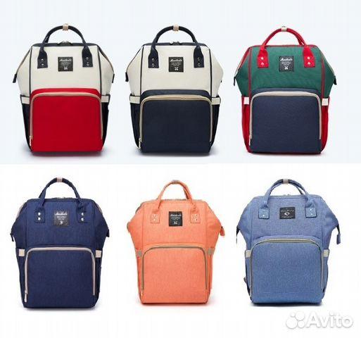 d3c2eb4b3b07 Рюкзак сумка для мамы и малыша купить в Краснодарском крае на Avito ...