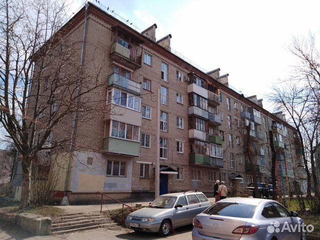 Продается двухкомнатная квартира за 2 300 000 рублей. Московская обл, г Коломна, ул Дзержинского, д 6.