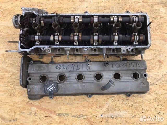 89026196331 Гбц (головка блока цилиндров ) Toyota Chaser JX90