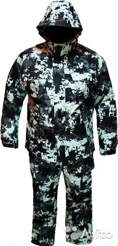 Горнолыжный сноубордический костюм Ripzone Корея купить в ... 067846be843