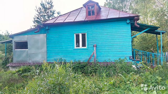 Дом 60 м² на участке 37 сот.