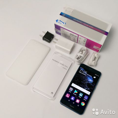 Huawei P10 lite(3/32) NFC(обмен) купить в Республике Марий