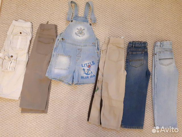 Брюки лето, шорты, футболки 98-104 89528045750 купить 2