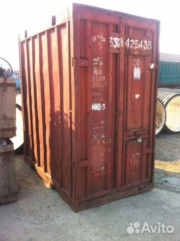 89370628016 Container 1500х2100х2100 3T