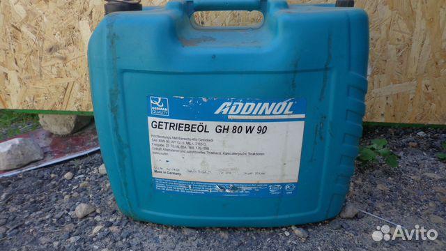 Продам трансмиссионное масло Аддинол