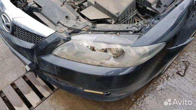 В разборе Mazda 6 GG LF 2.0 МКПП 2007 год