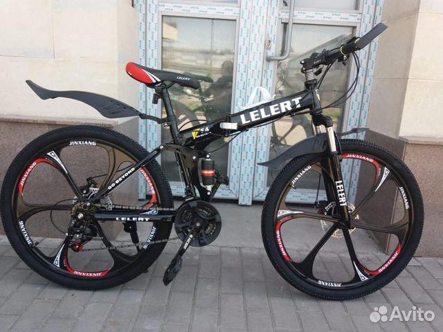 89527559801 Горный велосипед, литые диски,21 скорость