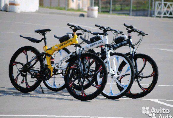 89527559801 Горный велосипед, велосклад Томск