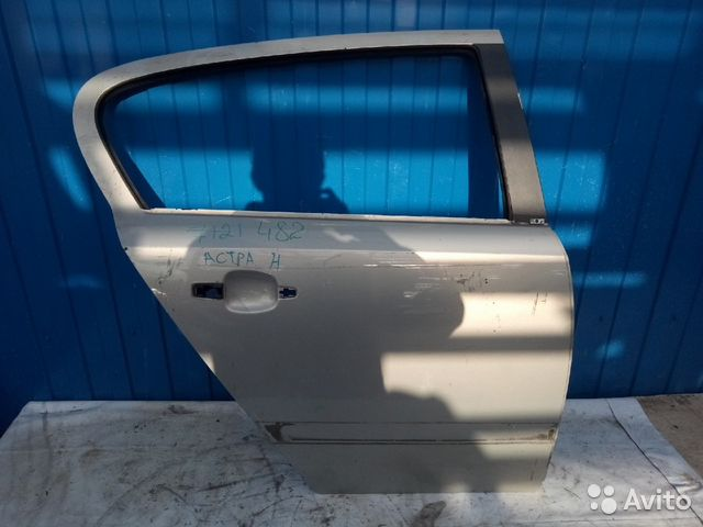 89657347629 Дверь задняя правая (Opel Astra)