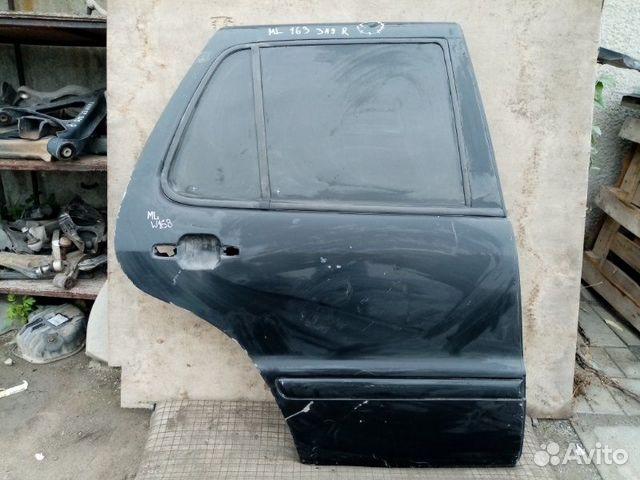 89026196331 Дверь задняя правая Mercedes-Benz Ml-Class W163