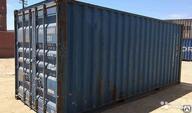 89370628016 Sea container 20 f b.have