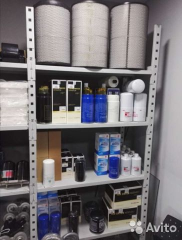 Consumables and spare parts FAV, khovo, shakman