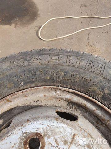 Колеса в сборе Volkswagen LT 40 1992 года 89529534351 купить 3