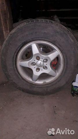 Диски R16 Mersedes Benz ML 3.2 W163 1997-2005  89136839427 купить 1