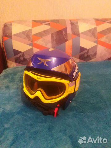 Горнолыжный шлем Carrera cr, детский 89826706248 купить 1