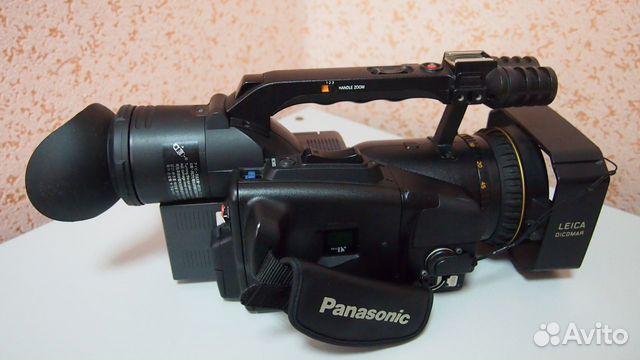 Видеокамера Panasonic AG-DVX100BE 89137958521 купить 3