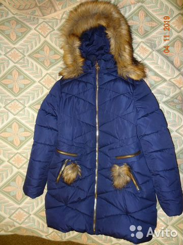 Jacket for girl winter 11-13years