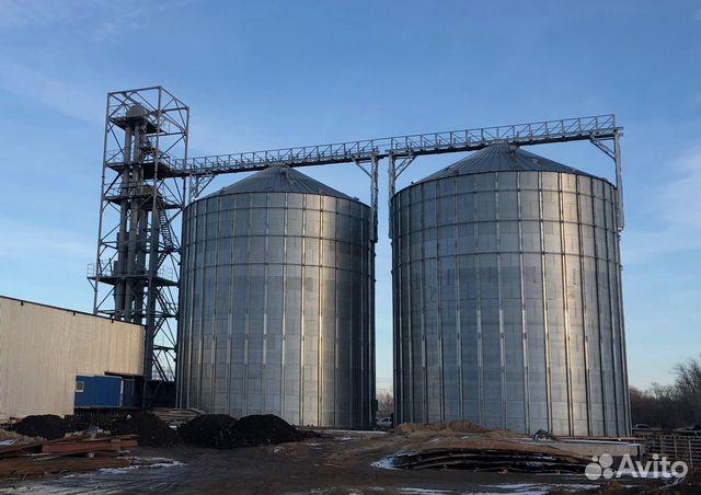 Строительство элеваторов зернохранилищ характеристика конвейера кл