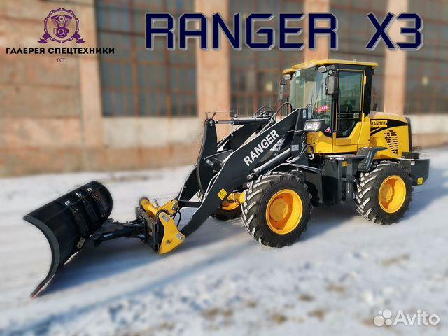 Обновленный погрузчик ranger X3, 2020 г.в купить 4