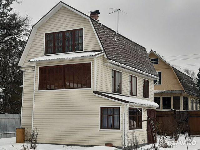 Дом 120 м² на участке 6 сот. 89255314858 купить 1